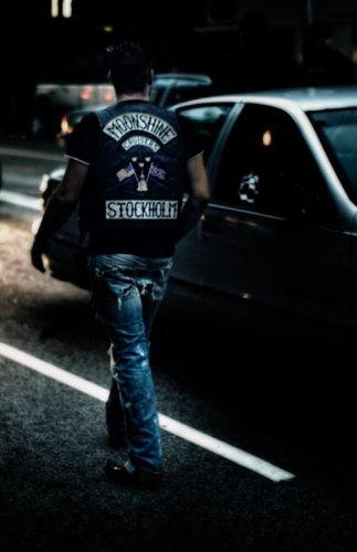 """Klas Falk Photographs Today's Swedish """"Greasers"""" Subculture"""