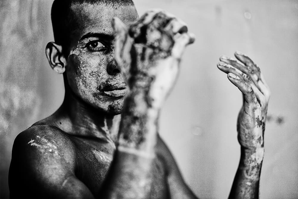 Saiful Huq Omi Documents The Crisis Faced By The Rohingyas