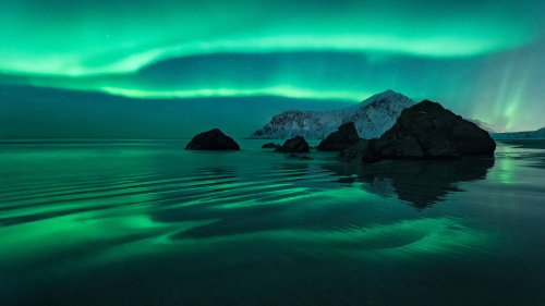 Felix Inden's Mesmerizing Fairy Tale Landscapes of the Lofoten Islands