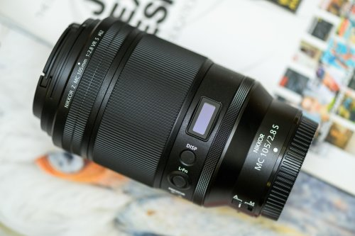 Get a Little Closer Now: Nikon Z MC 105mm f/2.8 VR S First Impressions