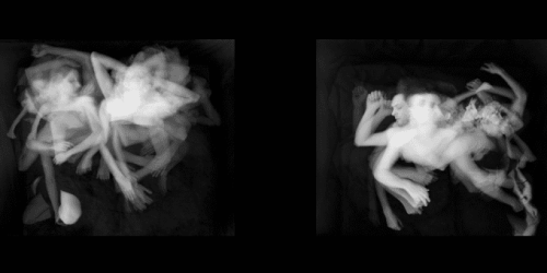 Long Exposures of Sleeping Couples Are Trippy and Hauntingly Beautiful - The Phoblographer