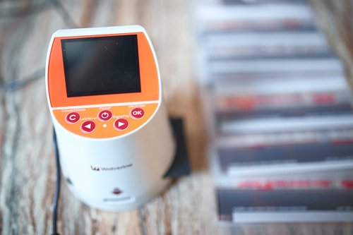 Review: Wolverine F2D Mighty 20MP 7-in-1 Film to Digital Converter