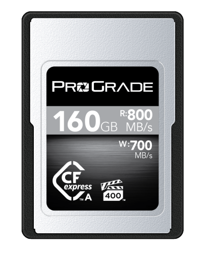 The New ProGrade Digital CFexpress Type A Have 800/MBs Read Speed