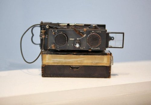 100 Year Old Photos Discovered in Verascope Camera - The Phoblographer