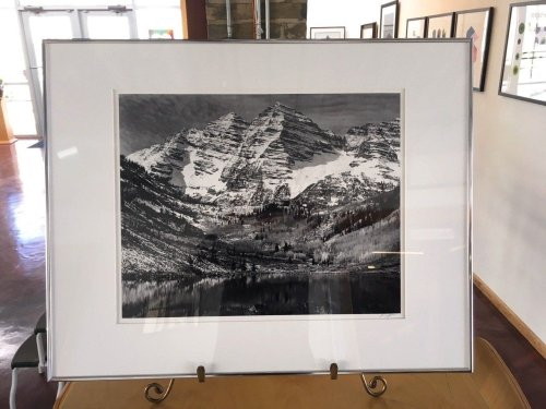 Here's Your Chance to Own a Vintage Ansel Adams Print