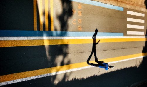 The Wonderful and Playful Street Photography of Laurence Bouchard