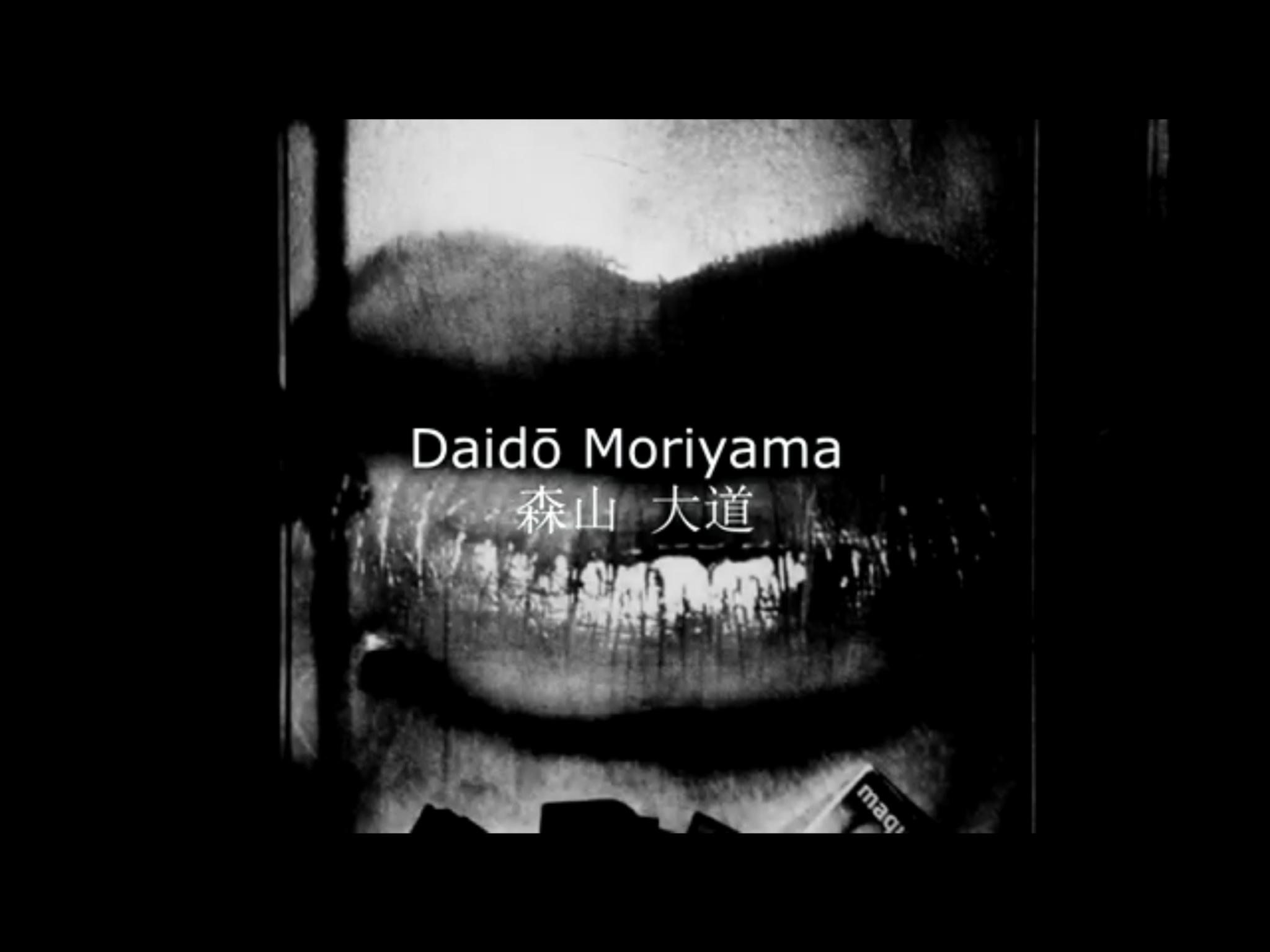 Daido Moriyama is a Wealth of Gritty Street Photography Inspiration