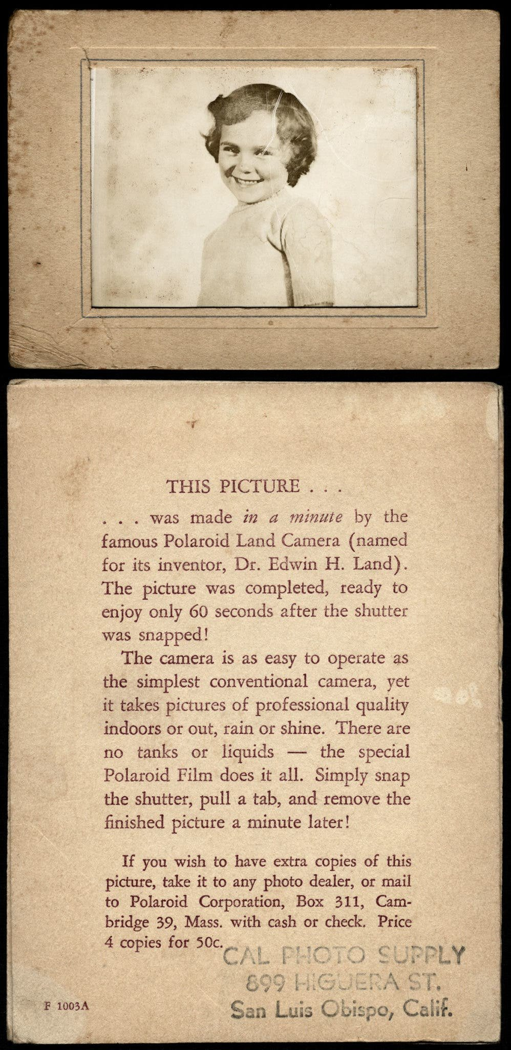 This is How the Polaroid Was First Explained When It Was a New Concept