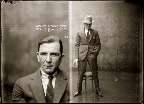 A Behind the Scenes Look at How These Early 1900s Mug Shots Were Restored and Preserved - The Phoblographer