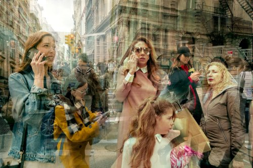 Christian Stoll's A New York Split Second Perfectly Displays Life in NYC