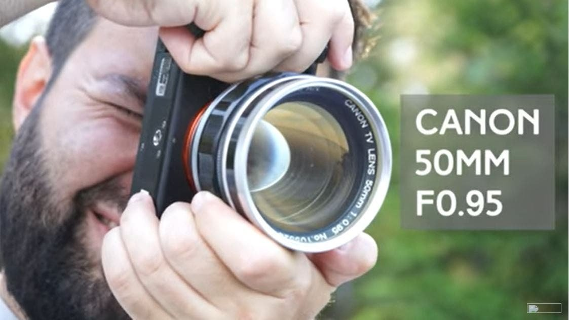 Shooting Dreamy Portraits with the Canon 50mm F0.95 Dream Lens