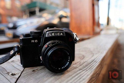 Vintage Camera Review: Leica R6 (Cheap Leica, Pricey Lenses)