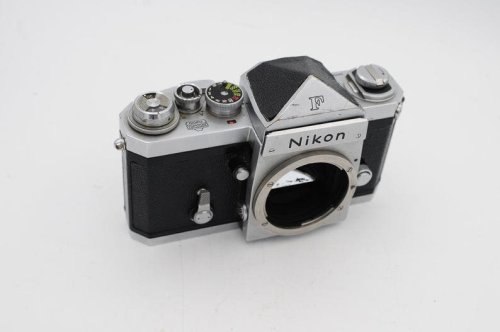 Ready Your Wallet: A Rare 1959 Nikon F Body Is Up for Grabs