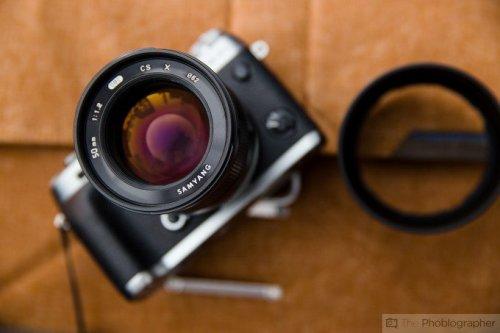 Review: Samyang 50mm f1.2 (Fujifilm X Mount)