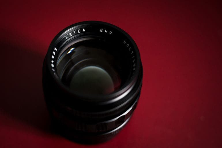 This Unusual Lens Is Oozing with Style: Leica Noctilux 50mm F1.2 Review