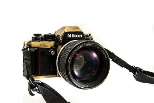This is What a Well Worn Nikon F3 Looks LikeThis is What a Well Worn Nikon F3 Looks Like - The Phoblographer