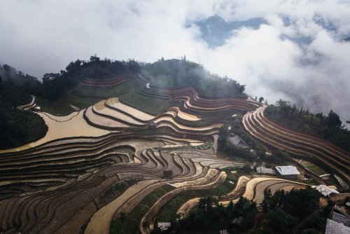 Sylvain Deffaix's Stunning Vistas of Northern Vietnam from Above