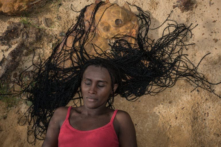 Juanita Escobar Photographs The Story of Women in a Conflict Zone