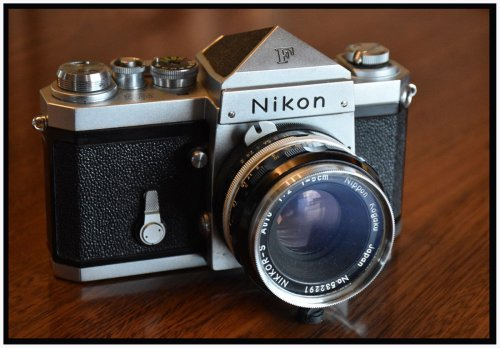 Are You Willing to Get this Nearly Mint, Early Nikon F for $2,500?