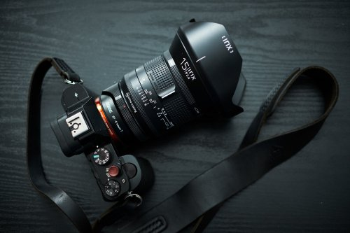 Try This: When Photowalking, Shoot in Manual Mode Not Aperture Mode