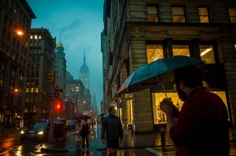 10 Photographers Show The Painterly Beauty of the Rain