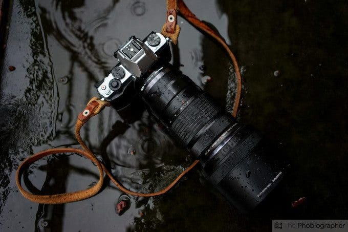 Review: Olympus 40-150mm f2.8 PRO (Micro Four Thirds)
