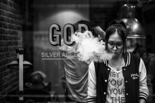 Hiroki Fujitani: Black and White Street Photography in Japan