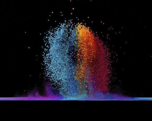 Dancing Colors Puts Sound Waves Into Colors