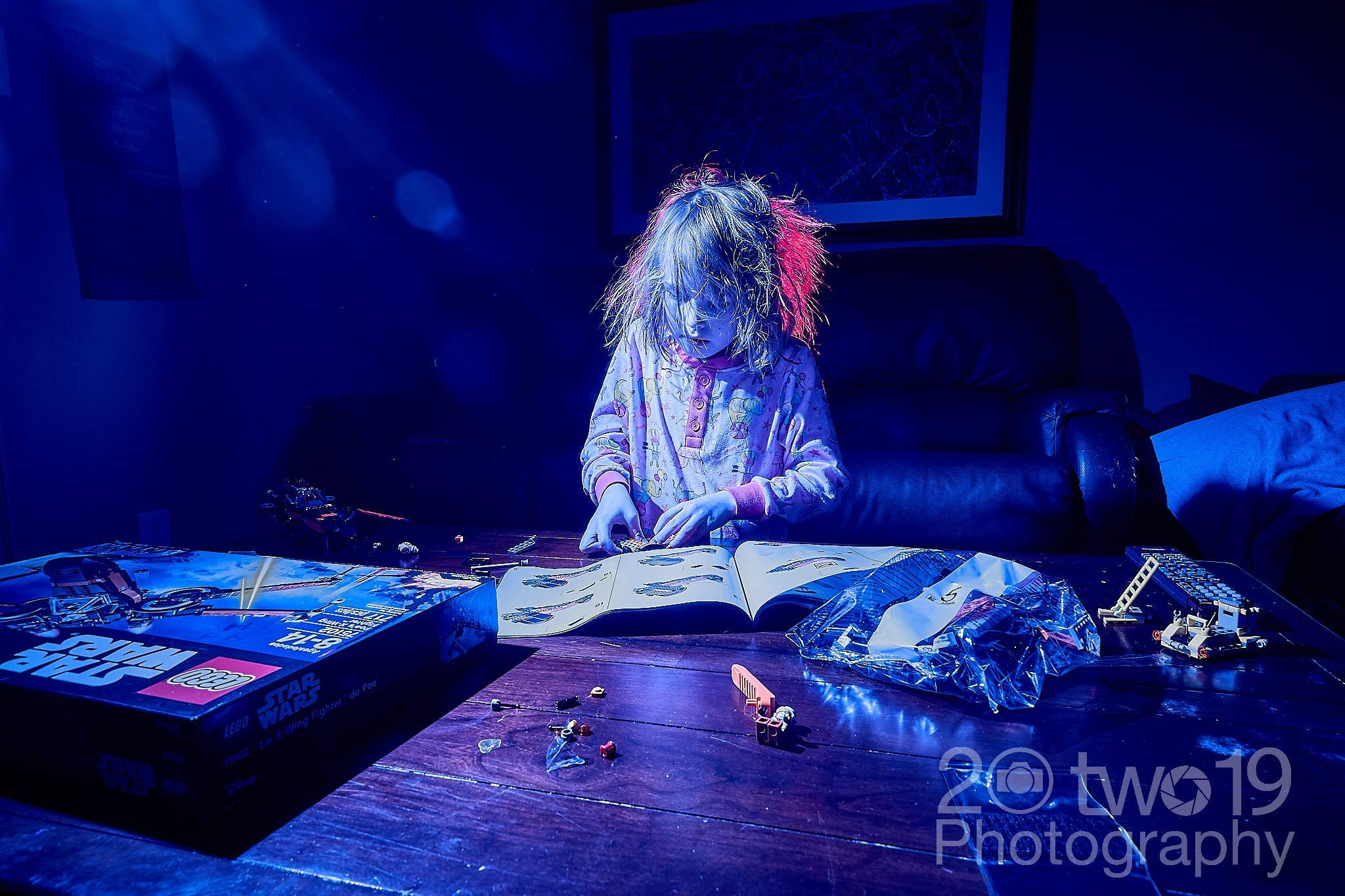 """Creating the Photograph: Travis Singleton's """"There's light in the dark side"""""""