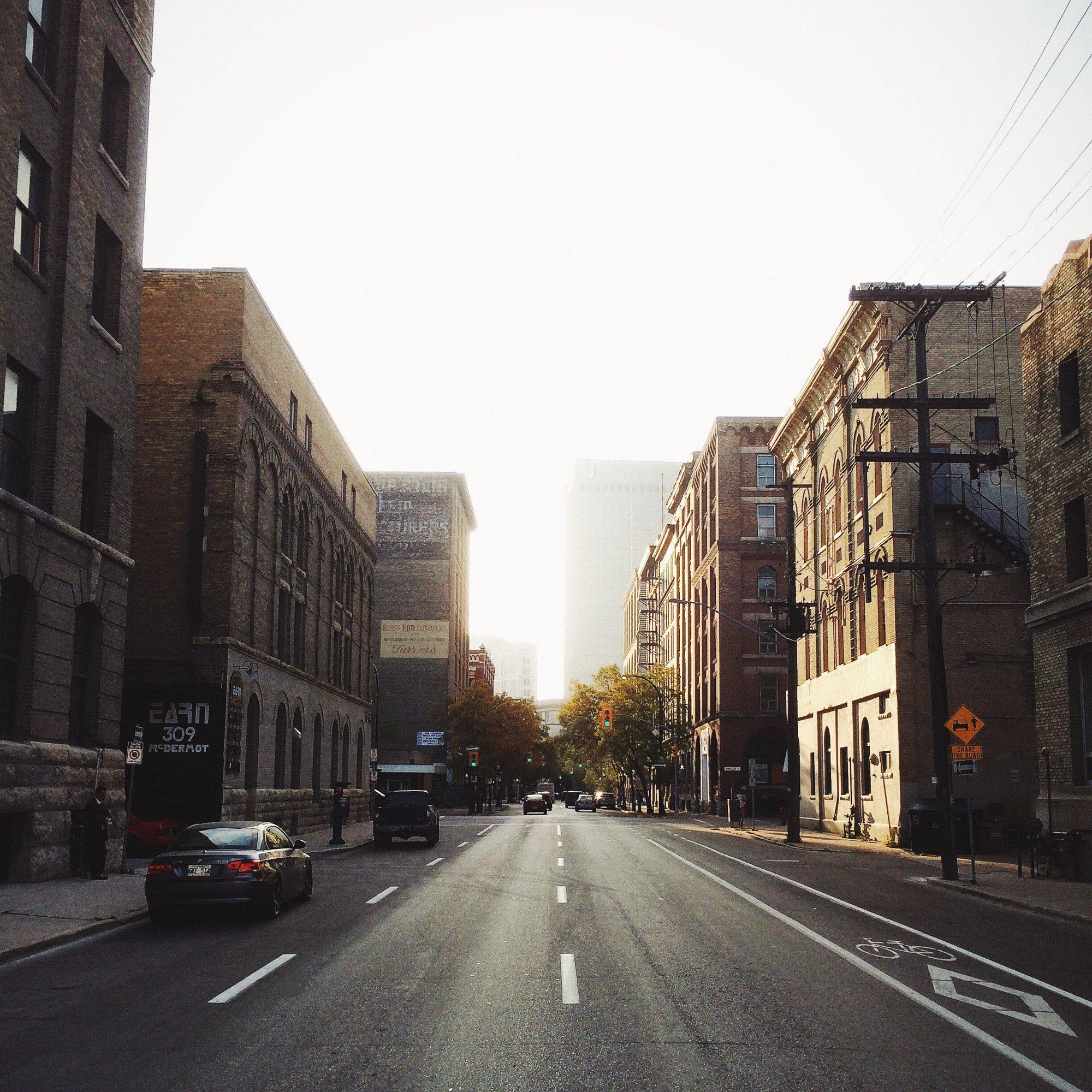 Simeon Rusnak: Urban Geometry with the iPhone