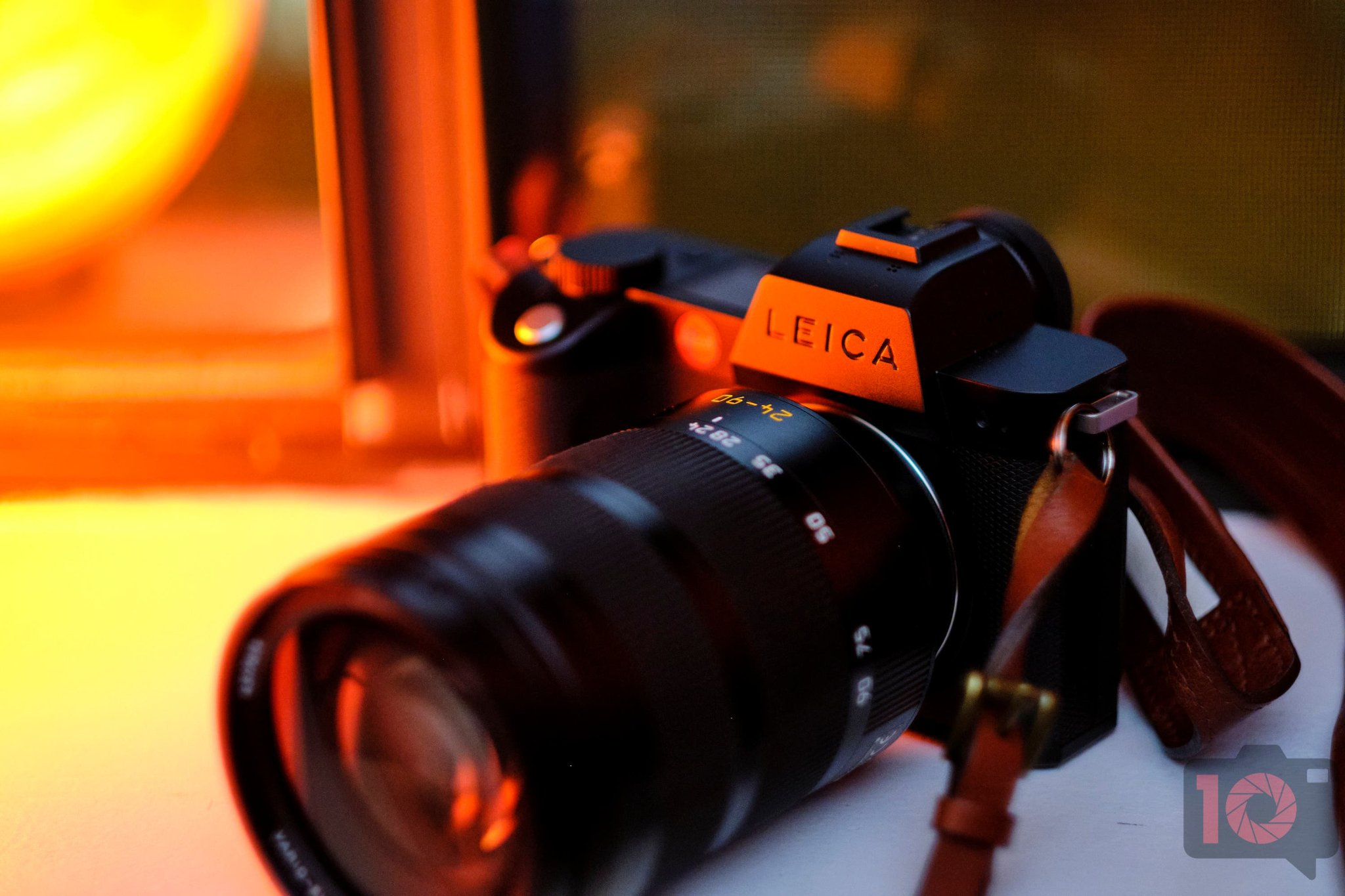 The Most Rugged Camera for a Journalist. Leica SL2s Review