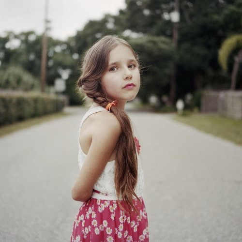 Karen Arango's Portraits Of First Gen American Girls Highlights The Demand For Them To Grow Up Quickly