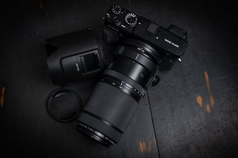Review: Fujifilm GF 100-200mm F5.6 R LM OIS WR (Fujifilm GF)