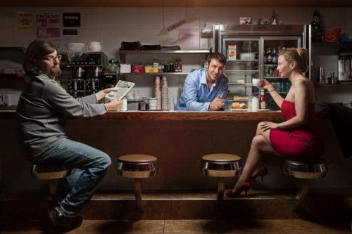 "Creating The Photograph: Bill Wadman's ""Diner Scene"" - The Phoblographer"