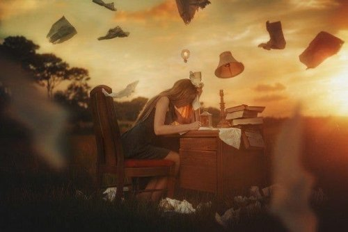 The Painterly Surreal Portraits of TJ Drysdale