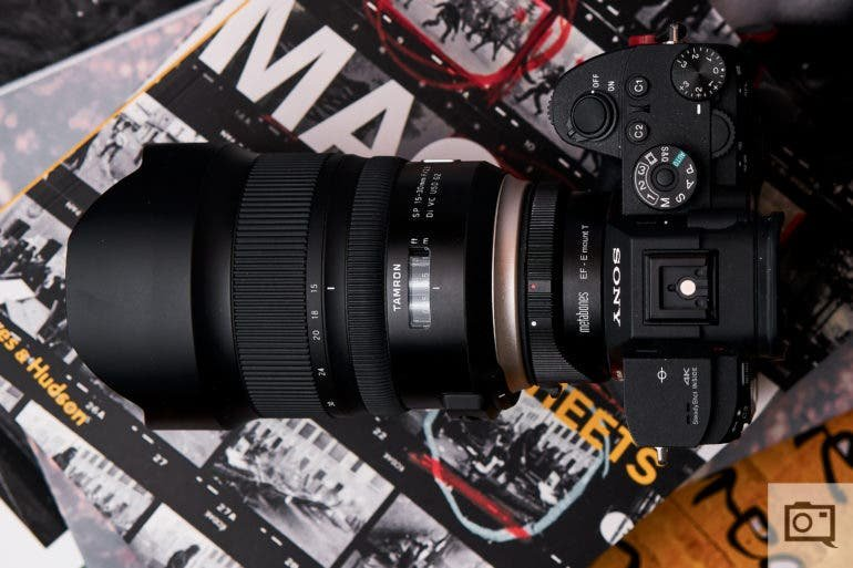 Lens Review: Tamron SP 15-30mm f2.8 Di VC USD G2 (Canon EF Mount)