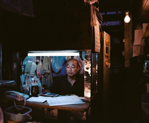 Kyle Pozan: Film Photography as a Creative Outlet