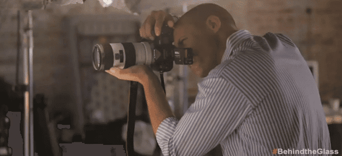 Photographer Nigel Barker Talks About His Favorite Camera