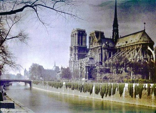 Behold the Magnificence of These Early 1900's Autochromes from Paris, France - The Phoblographer