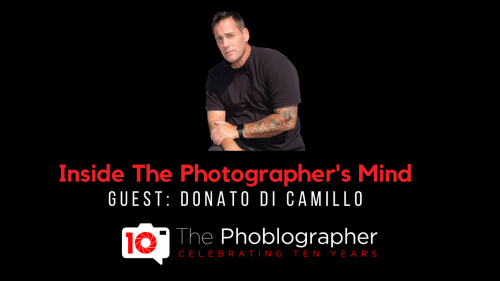 Donato Di Camillo Likes to Focus on Stories most Photographers won't.