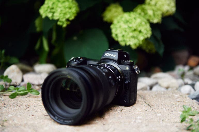 I'm Falling in Like Slowly with the New Z7. A Nikon Z7 II Review
