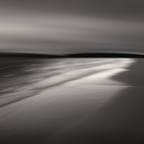 """Lena Weisbek: """"Dreamscapes"""" in Minimalist, Captivating Black and White"""
