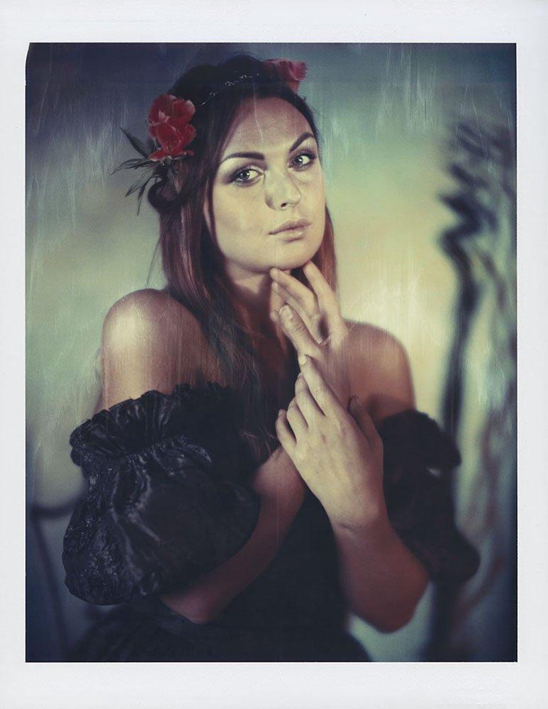 Rudi Blondia: The Challenges of Shooting 8x10 Polaroids