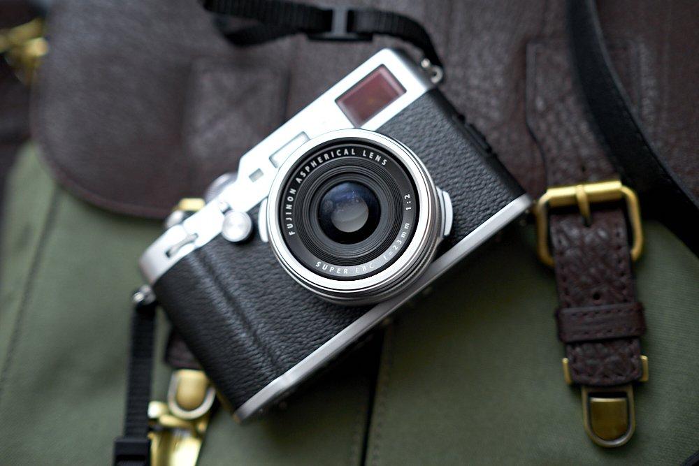 Premium Compact Camera Review: Fujifilm X100F