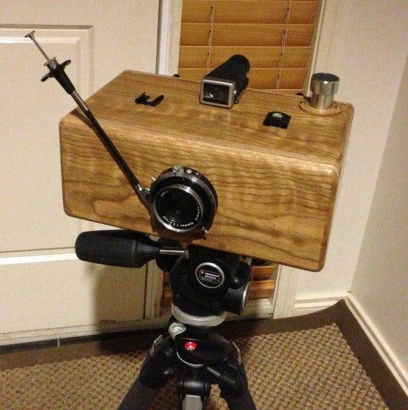 These 6x14 DIY Cameras Are a Landscape Shooter's Dream - The Phoblographer