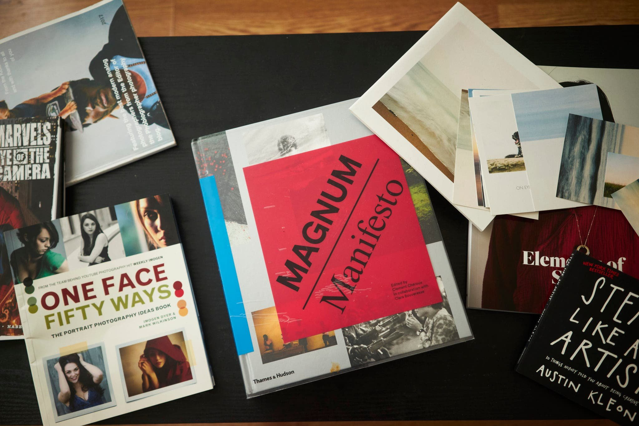 Every Photographic Artist Should Take a Look at These Books