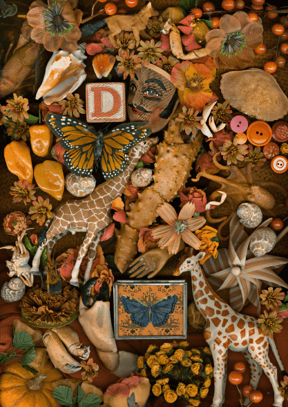 Nostalgia: A Study in Color, Claire Rosen's Whimsical Still Life Series - The Phoblographer