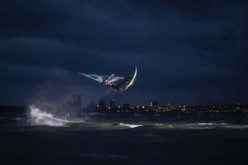 Red Bull Illume Photographer Jaanus Ree on Photographing Windsurfers