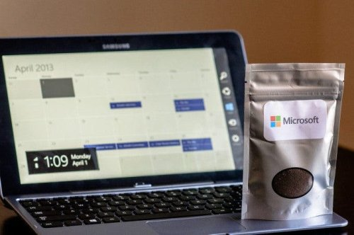 Microsoft Gets into New Revenue Source: Coffee You'll Want to Photograph! - The Phoblographer