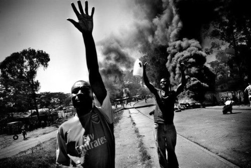 Mike Berube and His Poignant Vignettes of War-Torn Africa